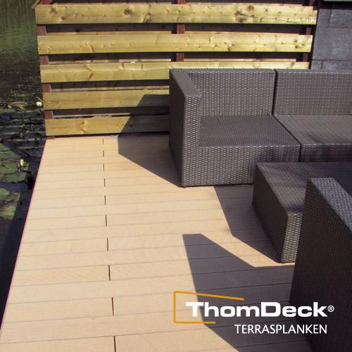 Maak uw terras zomerklaar bouw blog milin for Maak een overdekt terras
